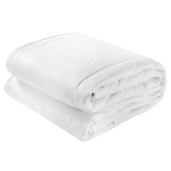 Miss Lyn Cotton - Lightweight Duvet Inners White 200 Thread Count, 100% Cotton Percale