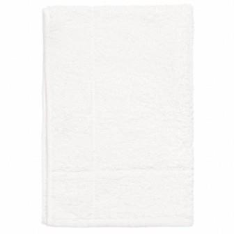 Miss Lyn Glodina Bath Mat Towels White Cotton