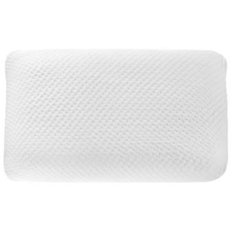 Miss Lyn Memory Foam Pillow Inners White Polycotton