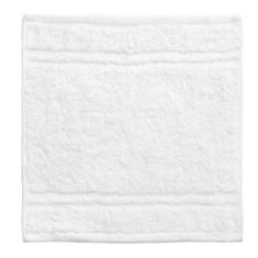 Miss Lyn Glodina Snag Proof Face Cloth Towels White Cotton